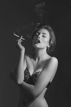 Fotograf: Nik Skjøth - Loveforlingerie Haare / Make-up: Zainab Al Saadi Model . Boudoir Photography, Portrait Photography, Fashion Photography, Happy Photography, Women Smoking, Girl Smoking, Dark Beauty, Shooting Photo Boudoir, Foto Glamour