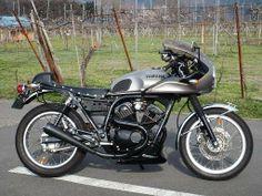 Custom 1997 Yamaha SRV250 Renaissa