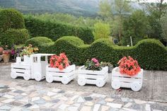 How To Built A Train Made Our Of Old Crates! #Home #Garden #Musely #Tip