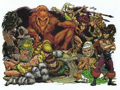 The Elfquest Who's Who: Ten Chiefs
