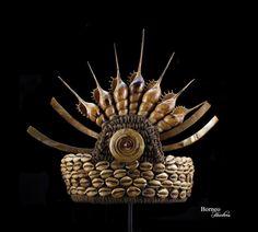 Vintage Papua HeaddressTribal New Guinea by BorneoHunters on Etsy