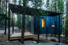 Micro Wooden Cabins in Colorado5