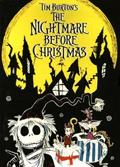 THE NIGHTMARE BEFORE CHRISTMAS**
