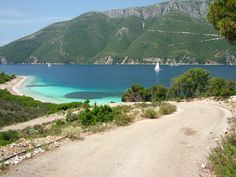Meganissi island, Ionian Sea, Greece