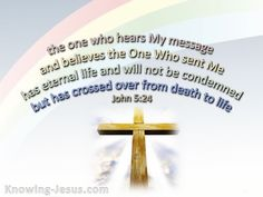 (study – 17) ~ Verily, verily, I say unto you, he that heareth My word, and believeth on Him that sent Me, hath everlasting life, and shall not come into condemnation; but is passed from death unto life. - John 5:24 ~ Significant Issue ~ Nothing is more important for a Christian than to know he is eternally secure, and until and unless you are fully assured of this biblical truth, you will always have a doubt in your mind as to your acceptance by God, and your final destination. [...]