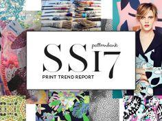 Spring/Summer 2017 Print & Pattern Trend Report   Patternbank