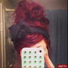 @Chelsea Rose Houska--- love love this hair color
