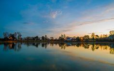 lake Zajarki (12) - sunrise   Flickr - Vlado Ferenčić  Croatia Lake Zajarki