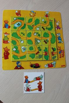 Очень моя Маша увлеклась рисованием Кумоноских лабиринтов. И я решила, что нам просто необходима логическая игра на тему дорожек. Есть одна такая замечательная игра у Goki. В оригинале она выполнена из дерева. Стала искать ее и не нашла в продаже. Но уверена, что если бы и нашла...