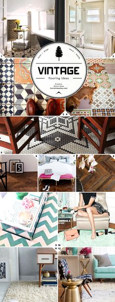 It isn't easy to find vintage flooring ideas, as there are only a few designs that really work. I'll be on the lookout for more ideas, but here are some to get you going with your own room makeovers. Vintage Tile Flooring Ceramic tiles are a classic choice for flooring. For a vintage style you […]
