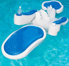 This marvelous, undulating pool float. | 28 Massage Products That Are Better Than A Boyfriend