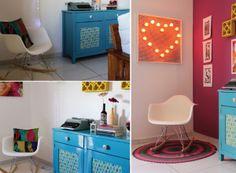 """A importância de um certo """"desplanejamento"""" na hora de decorar a sua casa"""