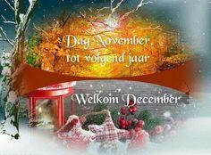 Afbeeldingsresultaat voor plaatje welkom december
