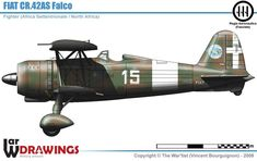 Italian Air Force, Ww2 Aircraft, North Africa, Fiat, Wwii, Fighter Jets, Transportation, Automobile, Train