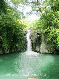 Kroya Waterfall, Sambangan 7 great waterfalls Singaraja Lovina tour is special North Bali  sightseeing to get adventure to Sambangan trekking  for 2 hours and enjoy the atmosphere of Buleleng Regency.