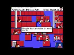"""Let's Play """"Space Quest 3"""" - 006 Müllverdampfer - #letsplay #retrogaming..."""