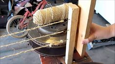 How to make your own rope