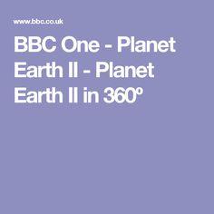 BBC One - Planet Earth II - Planet Earth II in 360º