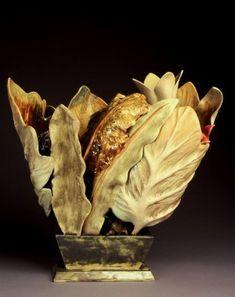 Linda Huey, ceramic art
