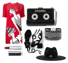 """""""#mood"""" by bedzia on Polyvore featuring Holly Fulton, White House Black Market, Givenchy and Brixton"""