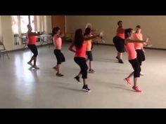 """Let's Get Loud"", by Jennifer Lopez, Choreo by Natalie Haskell & Dionne Hopkins for Dance Fitness Line Dance, Dance Workout Videos, Zumba Videos, Senior Fitness, Dance Fitness, Zumba Routines, Zumba Workouts, Zumba Instructor, Belly Dancing Classes"