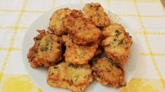 Greek Recipes, Fish And Seafood, Cauliflower, Muffin, Vegetables, Cooking, Breakfast, Youtube, Kitchens