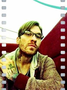 Brent Smith of Shinedown.