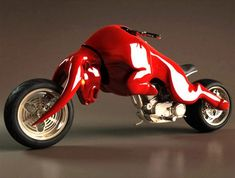 Most amazing motorcycle