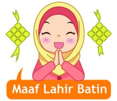 Fatima : Diary of Hijabers by D-Day Happy Eid Mubarak, Eid Mubarak Greetings, Emoji People, Eid Card Designs, Logo Ig, Islamic Cartoon, Hijab Cartoon, Cartoon Quotes, Islamic Pictures