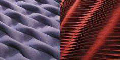 anne kyyro, fabric manipulation