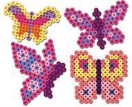 Bügelperlen Schmetterlinge