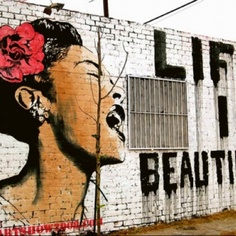 Mr. Brainwash. Frickin Genius, 1 of my fave current modern artists $ 1 of all time.