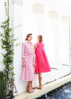 Abbey Glass Spring/Summer 2017// Iris top + Martine skirt// Carson dress// Photography: Wedig + Laxton