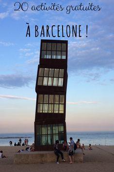 #free #cityguide #barcelone