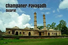 #Champaner-#Pavagadh #Archeological Park in Champaner, a #UNESCO World #Heritage Site, represents a perfect blend of #Hindu-#Moslem #architecture Vacation Travel, Vacation Trips, Travel Companies, Heritage Site, India Travel, Hospitality, Taj Mahal, Tourism, Turismo