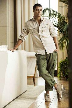 Sean John - shirt and pants