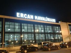 Ercan International Airport (ECN) en Λευκωσία, Επαρχία Λευκωσίας