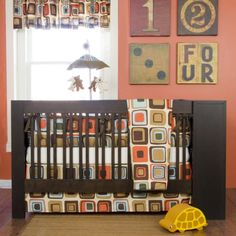 Domain Crib Bedding Collection