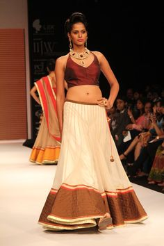 Expressionist – signature on Indian ethnic fashion with exotic style