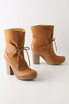 love these anthropologie boots!