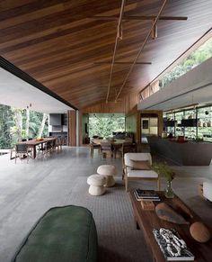 I saw today Dream Home Design, Modern House Design, Home Interior Design, Interior Architecture, Chinese Architecture, Contemporary Architecture, Futuristic Architecture, Loft House Design, Interior Design Magazine