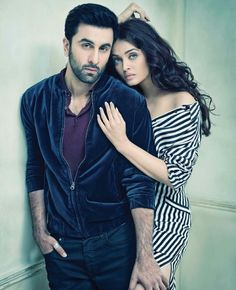 Filmfare - Aishwarya Rai and Ranbir Kapoor