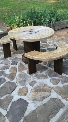 Pallet Furniture Marvelous Diy Recycled Wooden Spool Furniture Ideas For Your Home No 55 - Marvelous Diy Recycled Wooden Spool Furniture Ideas For Your Home No 55 Wooden Spool Tables, Cable Spool Tables, Wood Spool, Cable Spools, Cable Spool Ideas, Spools For Tables, Pallet Furniture, Garden Furniture, Furniture Ideas