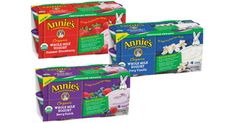 Print Annie's Yogurt Savings – Save $0.50