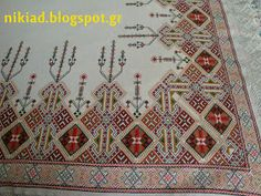 Bargello, Cross Stitch Embroidery, Bohemian Rug, Quilts, Traditional, Pillows, Rugs, Home Decor, Vw