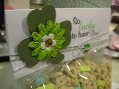 Cute St. Patricks Day gifts for kids!