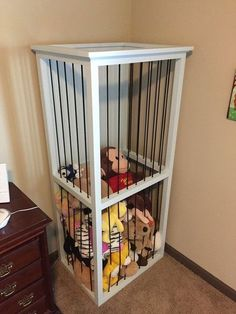 Stuffed Animal Toy Storage