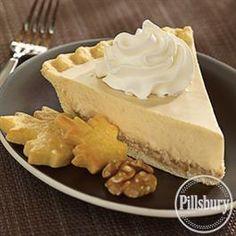 Maple Walnut Cream Pie from Pillsbury® Baking