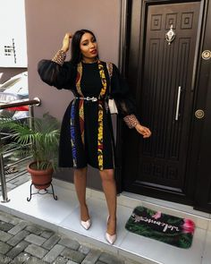 We Are Crushing On These Wednesday Ankara Styles – A Million Styles - African fashion African Fashion Designers, African Fashion Ankara, Latest African Fashion Dresses, African Print Fashion, Africa Fashion, African Style, Fashion Prints, African Dresses For Women, African Print Dresses