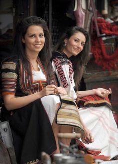 World Ethnic Cultural Beauties (Posts tagged Bulgarian) Bulgaria Food, Beautiful People, Beautiful Women, Costumes Around The World, Folk Fashion, Folk Costume, People Of The World, Traditional Dresses, Beauty Women